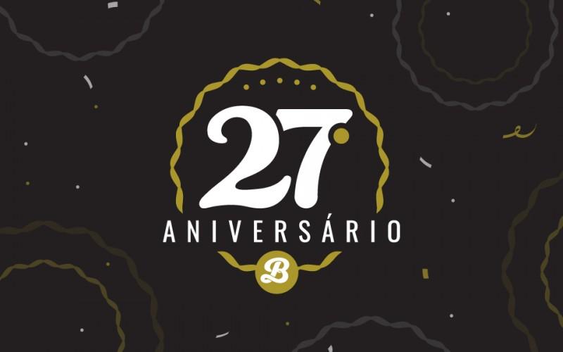 27º aniversário Brisanorte