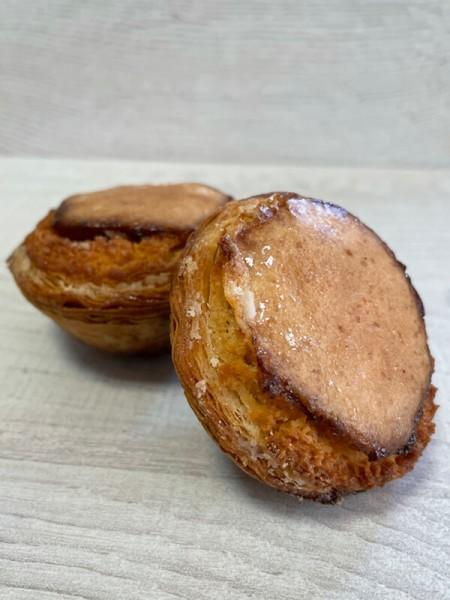 Bola de Berlim de Nutella